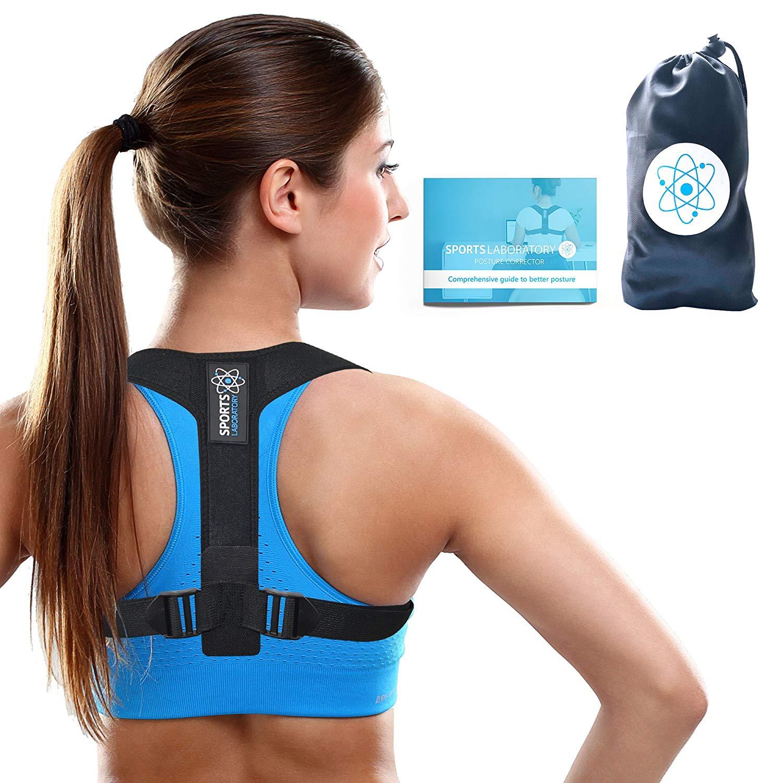 corrector de hombros y postura